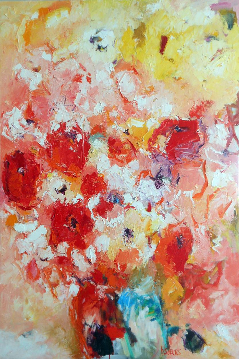 harrie sijbers olieverfschilderij